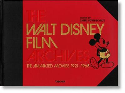 Picture of The Walt Disney Film Archives: The Animated Movies 1921-1968