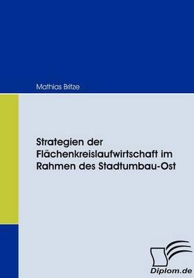 Picture of Strategien Der Flachenkreislaufwirtschaft Im Rahmen Des Stadtumbau-Ost