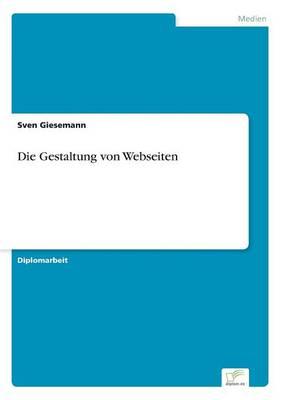 Picture of Die Gestaltung Von Webseiten