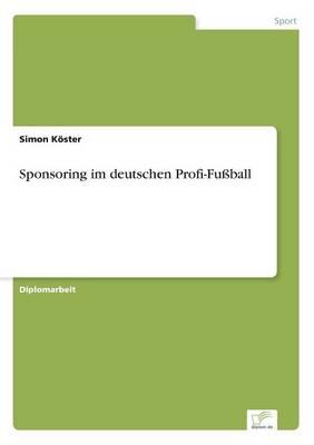 Picture of Sponsoring Im Deutschen Profi-Fussball