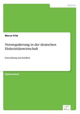 Picture of Netzregulierung in Der Deutschen Elektrizitatswirtschaft