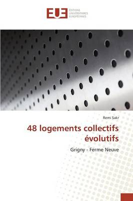 Picture of 48 Logements Collectifs Evolutifs
