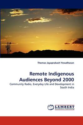 Picture of Remote Indigenous Audiences Beyond 2000