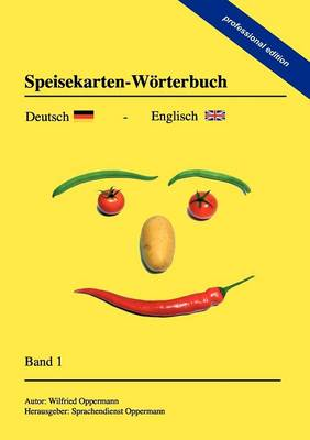 Picture of Speisekarten-Worterbuch - Professional Edition
