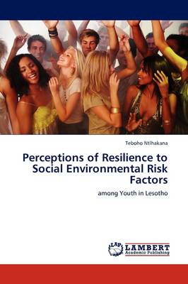 Picture of Perceptions of Resilience to Social Environmental Risk Factors