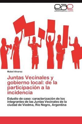 Picture of Juntas Vecinales y Gobierno Local: de la Participacion a la Incidencia