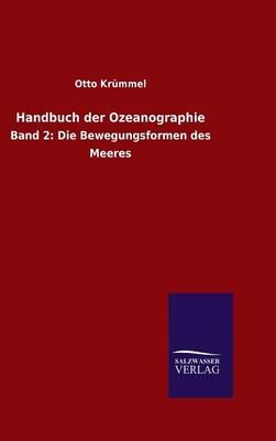 Picture of Handbuch Der Ozeanographie