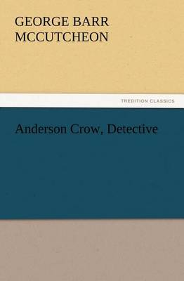 Picture of Anderson Crow, Detective