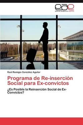 Picture of Programa de Re-Insercion Social Para Ex-Convictos