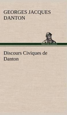 Picture of Discours Civiques de Danton
