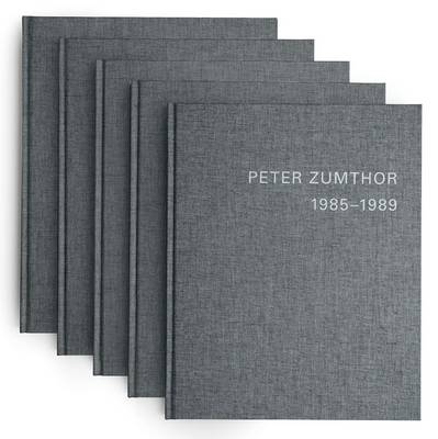 Picture of Peter Zumthor: Buildings and Projects 1985-2013