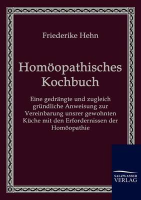 Picture of Homoopathisches Kochbuch