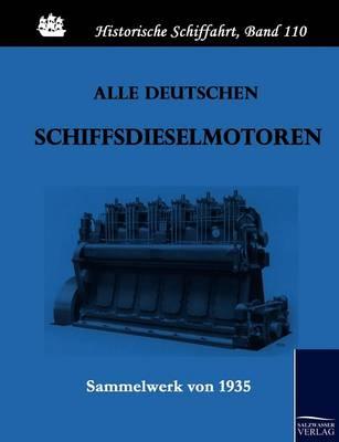 Picture of Alle Deutschen Schiffsdieselmotoren