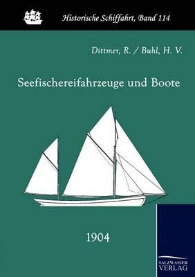 Picture of Seefischereifahrzeuge Und Boote (1904)