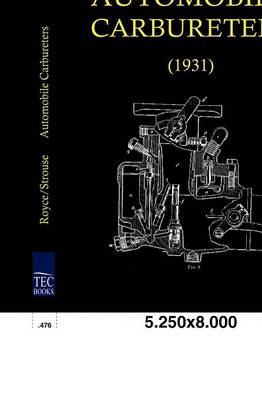 Picture of Automobile Carbureters
