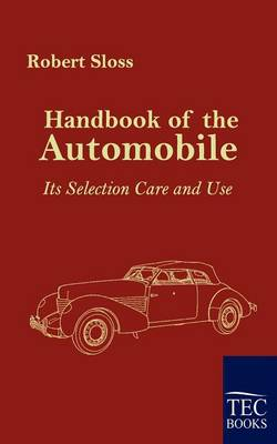 Picture of Handbook of the Automobile