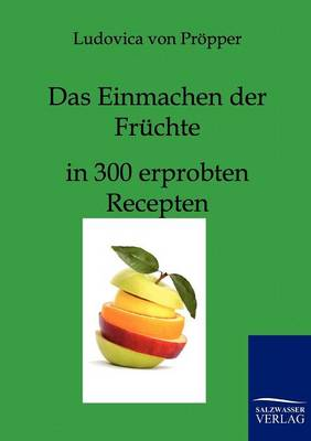 Picture of Das Einmachen Der Fruchte