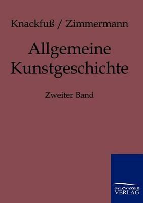 Picture of Allgemeine Kunstgeschichte