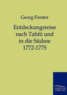 Picture of Entdeckungsreise Nach Tahiti Und in Die Sudsee 1772-1775