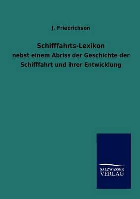 Picture of Schifffahrts-Lexikon