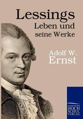Picture of Lessings Leben Und Seine Werke