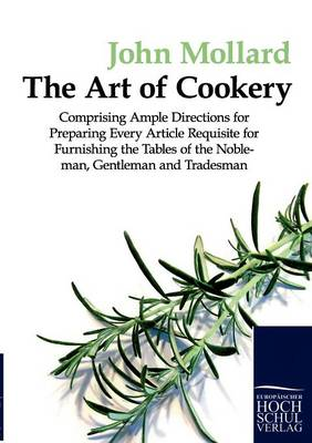 Picture of The Art of Cookery