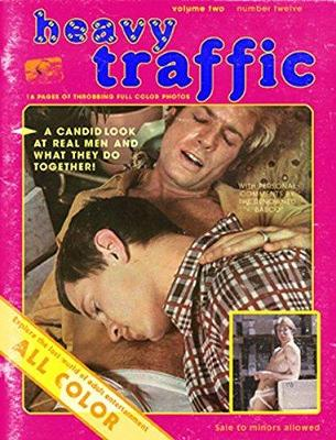 Picture of Heavy Traffic Vintage Porn Covers