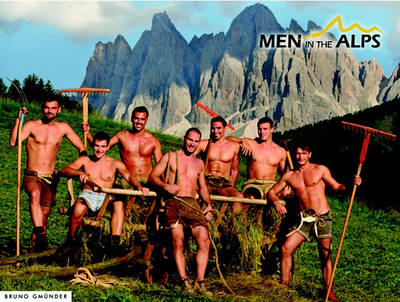 Picture of Men in the Alps