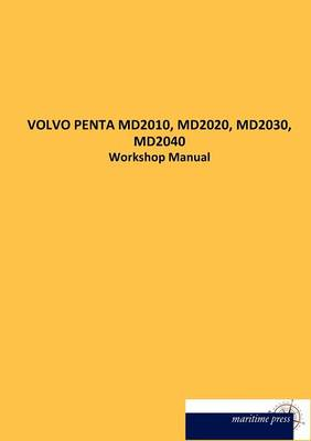Picture of Volvo Penta Md2010, Md2020, Md2030, Md2040