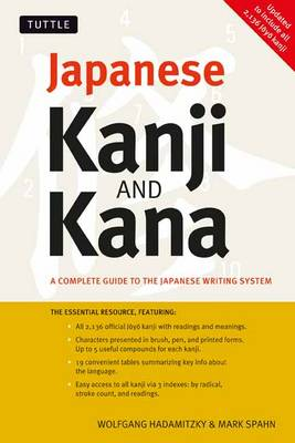 Picture of Japanese Kanji and Kana: A Complete Guide to the Japanese Writing System