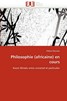 Picture of Philosophie (Africaine) En Cours