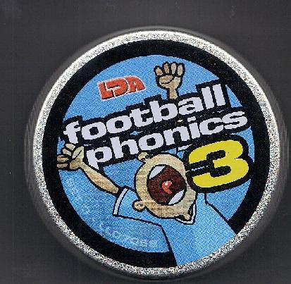 Picture of FOOTBALL PHONICS SET 3