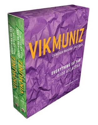Picture of Vik Muniz Everything So Far: Catalogue Raisonne 1987-2015