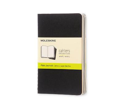 Picture of Moleskine Plain Cahier: Legendary Notebooks