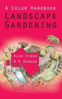 Picture of A Colour Handbook: Landscape Gardening