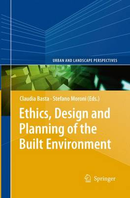 Picture of Ethics, Design and Planning of the Built Environment
