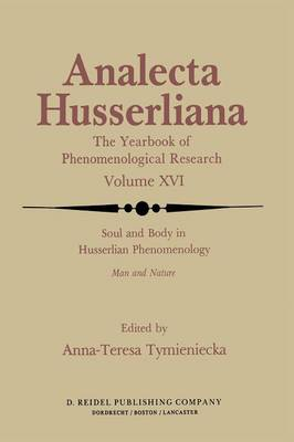 Picture of Soul and Body in Husserlian Phenomenology: Man and Nature