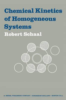 Picture of Chemical Kinetics of Homogeneous Systems