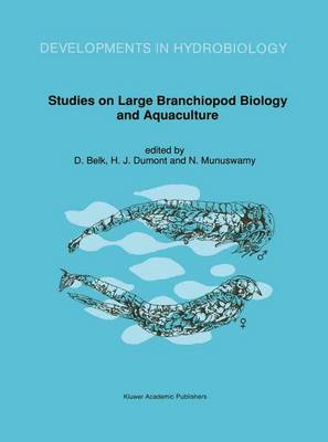 Picture of Studies on Large Branchiopod Biology and Aquaculture