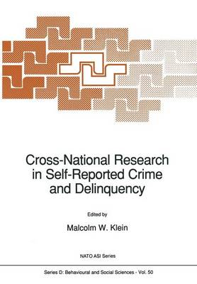 Picture of Cross-National Research in Self-Reported Crime and Delinquency