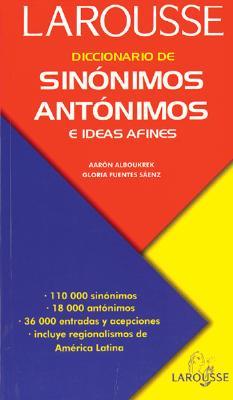 Picture of Diccionario De Sinonimos, Antonimos: E Ideas Afines