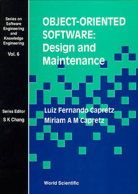 Picture of Object-Oriented Software: Design and Maintenance
