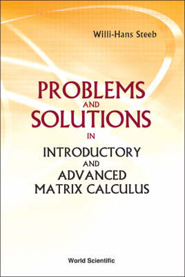 Picture of Problems and Solutions in Introductory and Advanced Matrix Calculus