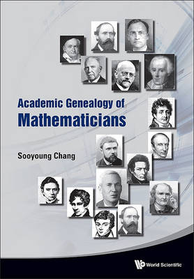 Picture of Academic Genealogy of Mathematicians