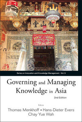 Picture of Governing and Managing Knowledge in Asia