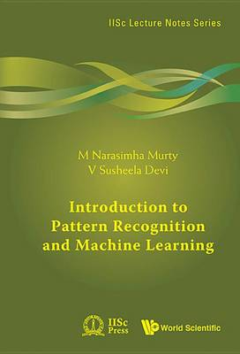 Picture of Introduction to Pattern Recognition and Machine Learning