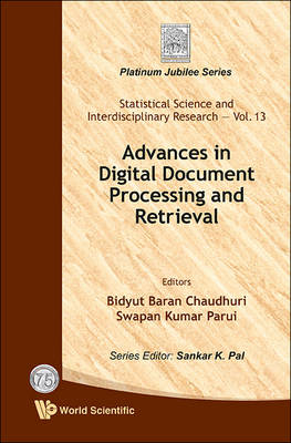 Picture of Advances in Digital Document Processing and Retrieval