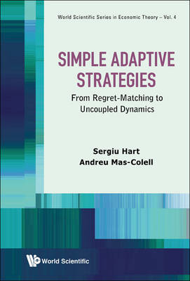 Picture of Simple Adaptive Strategies: From Regret-Matching to Uncoupled Dynamics