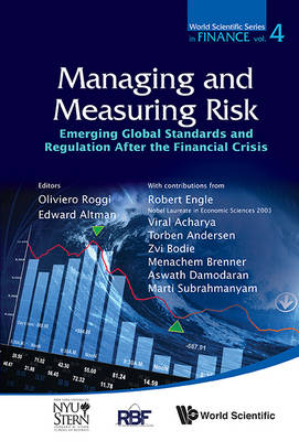 Picture of Managing and Measuring Risk: Emerging Global Standards and Regulations After the Financial Crisis