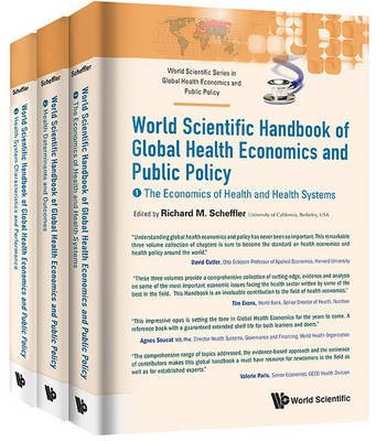Picture of World Scientific Handbook of Global Health Economics and Public Policy